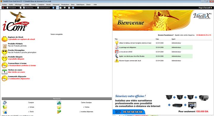 logiciel intellix gratuit