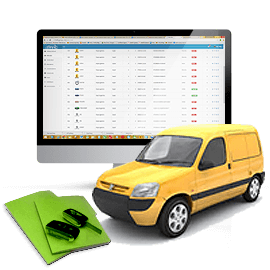 Pack Gestion de Parc Automobile en ligne IntelliX iParc