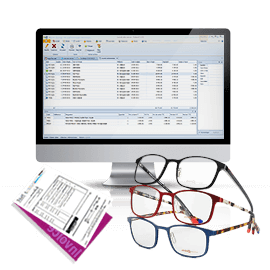 Pack Logiciel de Gestion pour Opticien IntelliX OptimaX